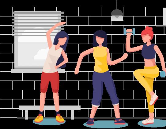 Fitness Trainer Wien