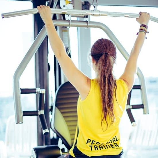 Personal Fitness Trainer Wien LatZug Kontakt