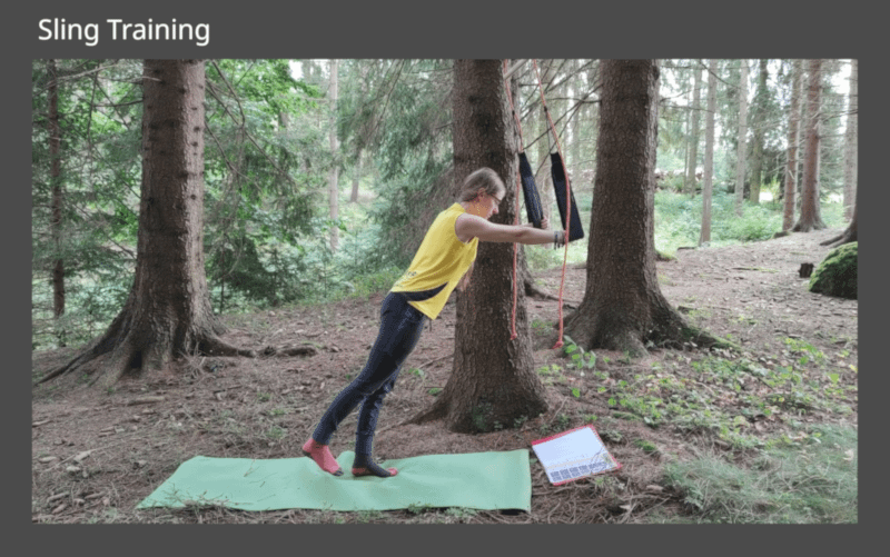Sling Training 01