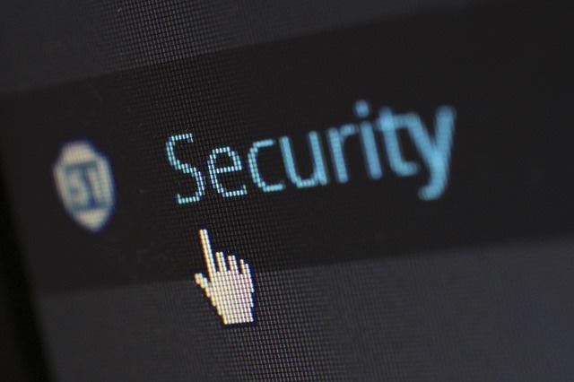Mitglieder-Bereich Sicherheit